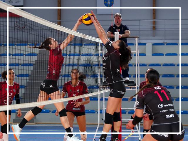 Sens Volley 89 – St Dié des Vosges VB