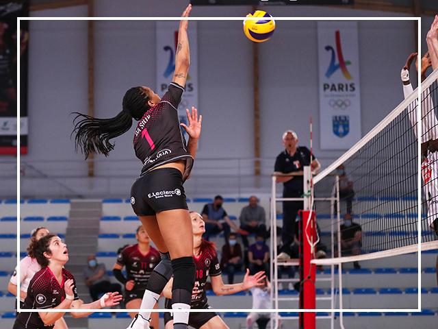 Sens Volley 89 – Quimper Volley 29