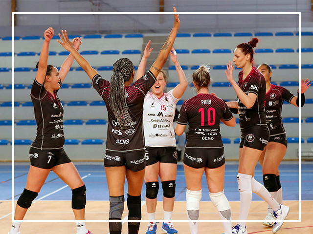 Sens Volley 89 – Harnes Volley Club