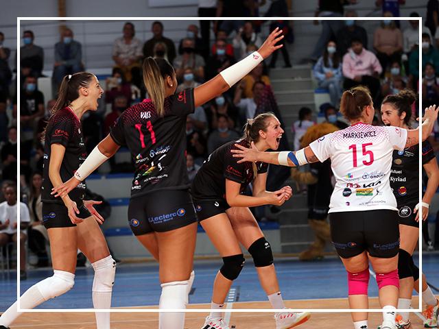 Sens Volley 89 – Stella EDU SP Calais
